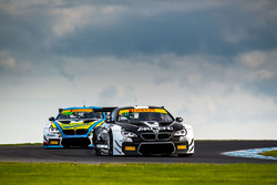 #101 BMW Team SRM, BMW M6 GT3: Danny Stutterd; Sam Fillmore; #100 BMW Team SRM, BMW M6 GT3: Steve Ri