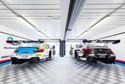 #100 BMW Team SRM BMW M6 GT3: Steve Richards, James Bergmuller, #101 BMW Team SRM BMW M6 GT3: Danny Stutterd, Sam Fillmore