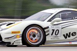 #70 Scuderia Corsa - Ferrari of Silicon Valley Ferrari 458: Cooper Macneil