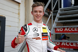 Race winner Callum Ilott, Prema Powerteam, Dallara F317 - Mercedes-Benz