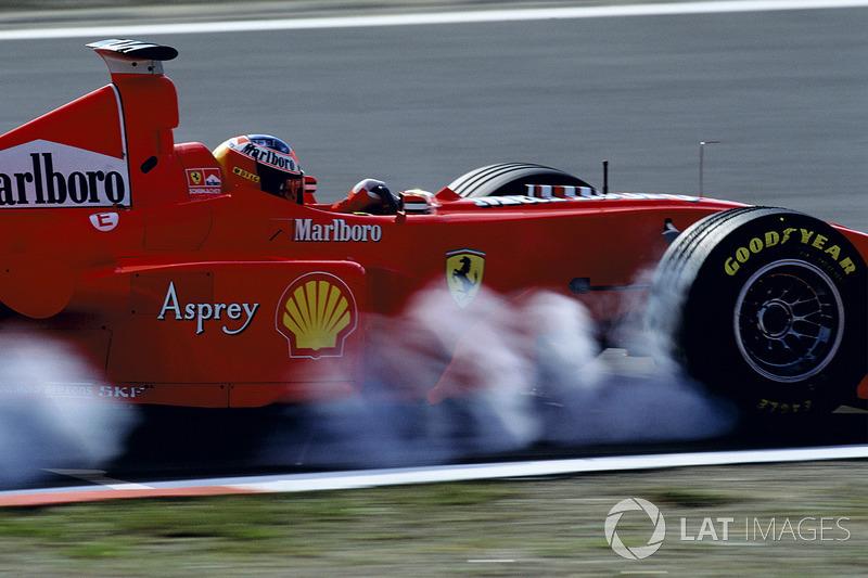 #19 GP de Luxemburgo 1998 (Ferrari F300)
