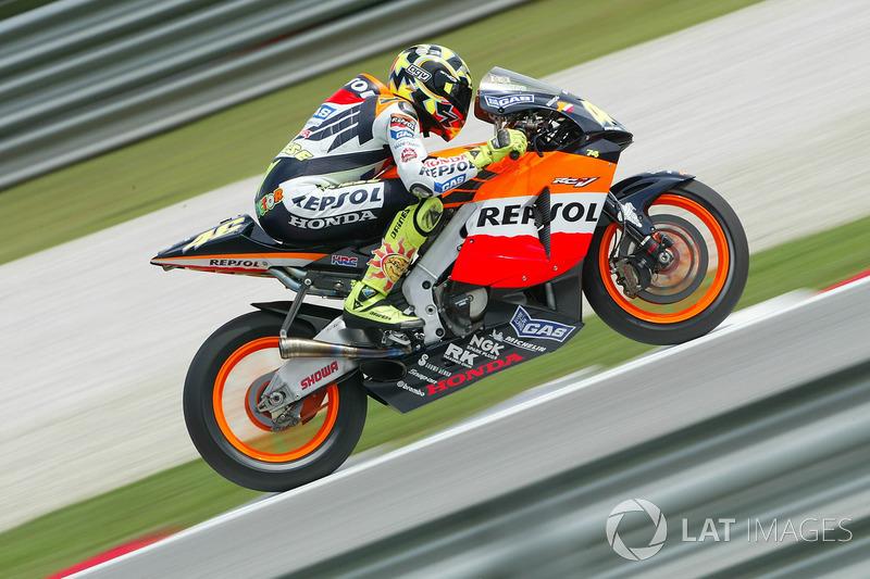 357 Punkte: Valentino Rossi 2003 (MotoGP)