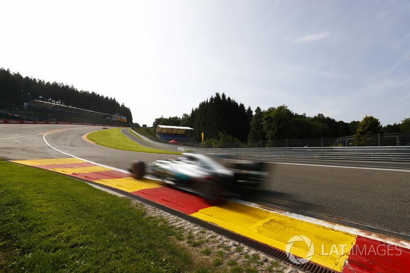 3. Valtteri Bottas, Mercedes AMG F1 W0