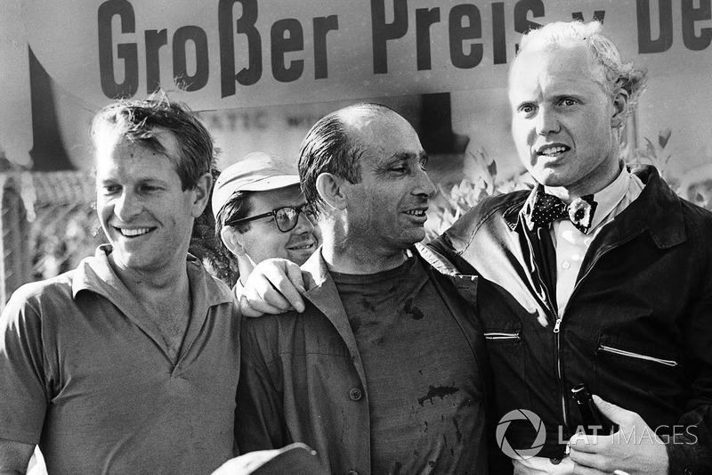 1957: 8 carreras – Campeón: Juan Manuel Fangio