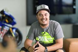 Alessio Salucci, directeur de la VR46 Riders Academy