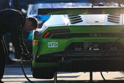 #11 GRT Grasser Racing Team Lamborghini Huracan GT3: Christian Engelhart, Rolf Ineichen, Richard Antinucci