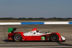 #8 Starworks Motorsports ORECA FLM09: James Dayson