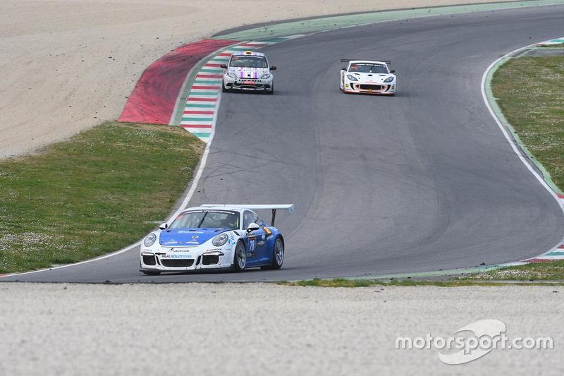 #78 Speed Lover, Porsche 991 Cup: Pierre-Yves Paque, Jean-Michel Gerome, Christian Kelders