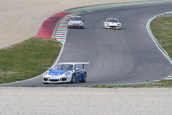 #78 Speed Lover, Porsche 991 Cup: Pierre-Yves Paque, Jean-Michel Gerome, Christian Kelders