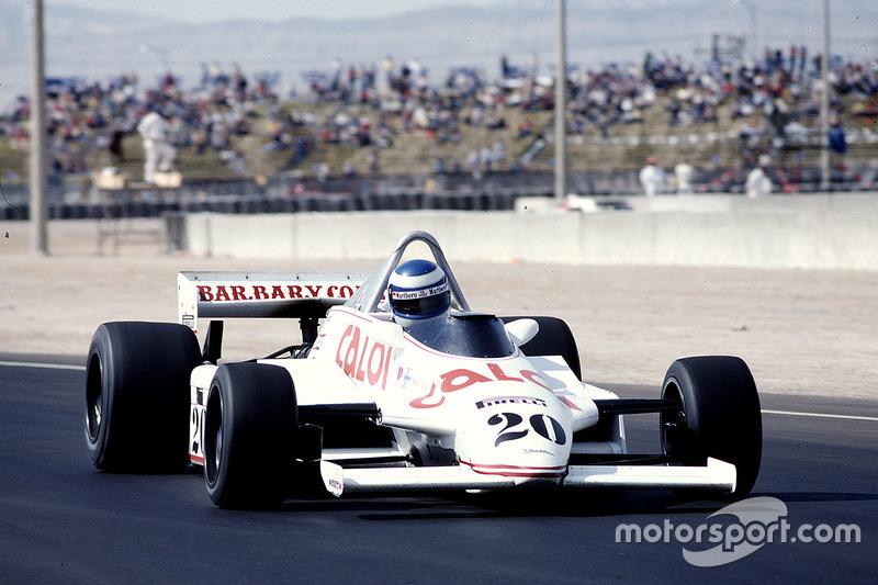 1981 - El equipo de Fittipaldi se unió a la marca de bicis Caloi en 1981.