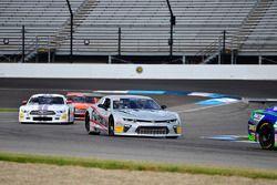#04 TA2 Chevrolet Camaro, Tony Ave, Tony Ave Racing, #39 TA2 Ford Mustang, Mitch Marsh, ARX Motorspo