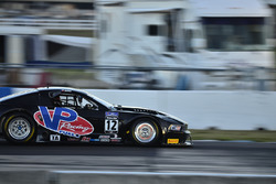 #12 TA Ford Mustang, Steve Burns