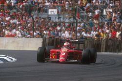Найджел Мэнселл, Ferrari 641