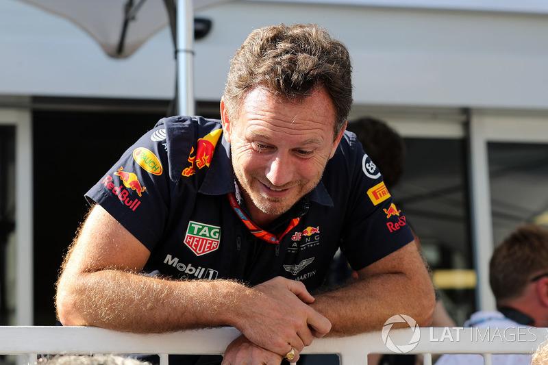Гран Прі Азербайджану. Керівник Red Bull Racing Крістіан Хорнер