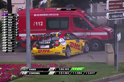 Tom Coronel, Roal Motorsport, Chevrolet RML Cruze TC1, incidente
