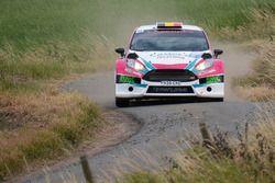 Bernd Casier, Pieter Vyncke, Ford Fiesta R5
