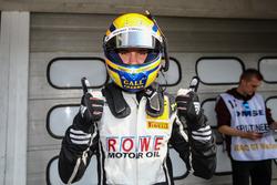 #36 bigFM Racing Team Schütz Motorsport, Porsche 911 GT3 R: Alex MacDowall
