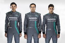 Мітч Еванс, Нельсон Піке-мол., Хопін Тун, Jaguar Racing