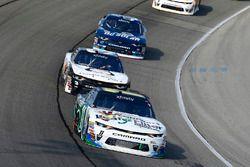 Blake Koch, Kaulig Racing Chevrolet and Ty Dillon, Richard Childress Racing Chevrolet