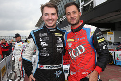 Ganador de la pole Jack Goff, Tom Ingram
