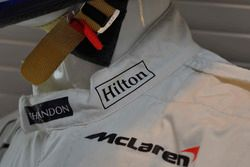 マクラーレン・ホンダ・スペシャルスイート/ヒルトンとマクラーレンは、2005年からパートナーシップを締結