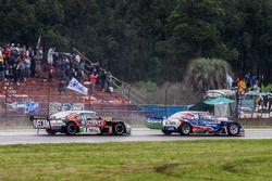 Sebastian Diruscio, SGV Racing Dodge, Norberto Fontana, JP Carrera Chevrolet