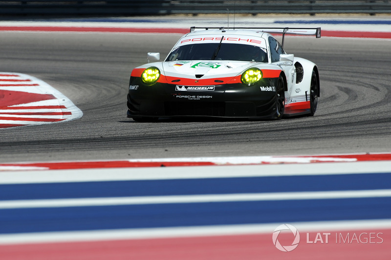2. GTE-Pro: #92 Porsche Team, Porsche 911 RSR
