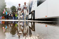 Toomas Heikkinen, EKS, Audi S1 EKS RX Quattro, Mattias Ekström, EKS, Audi S1 EKS RX Quattro