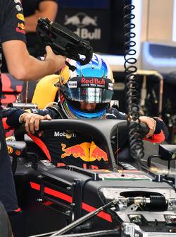 Даниэль Риккардо, Red Bull Racing RB13 с Halo