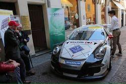 Alessio Rovera, Tsunami RT presenta la 911 GT3 Cup