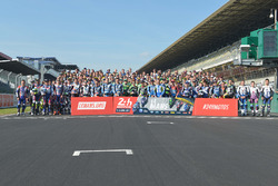 Riders group photo