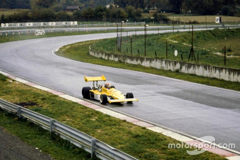 Тесты Alpine Renault A500