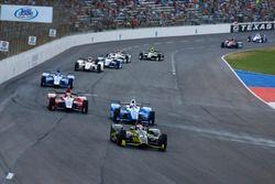 Charlie Kimball, Chip Ganassi Racing Hondan