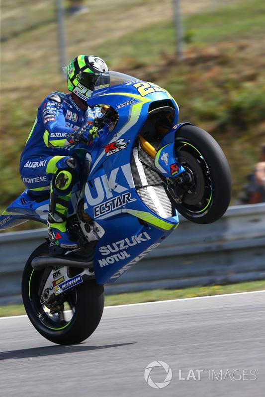 Andrea Iannone, FP2