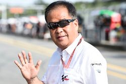 Shuhei Nakamoto, Vicepresidente de Honda Racing Corporation
