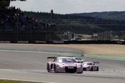 #25 BWT Mücke Motorsport, Audi R8 LMS: Mike David Ortmann, Frank Stippler