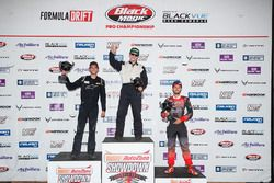 PRO 2 Podium: race winner Matt Vankirk, second place Dylan Hughes, third place Dirk Stratton