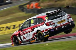 2017 British Touring Car Championship, Knockhill, Scotland. 12th-13th August 2017 ,Josh Price, Team BMR Subaru Levorg