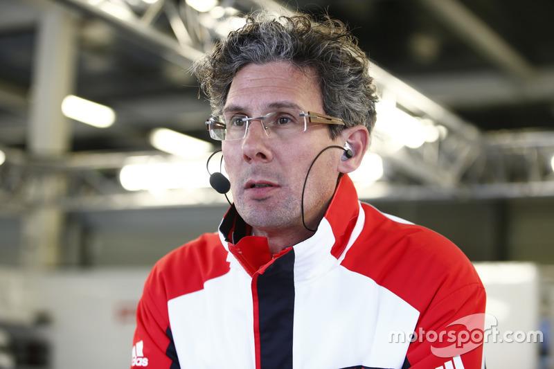 Dr. Frank-Steffen Walliser, Head of Porsche GT Motorsport