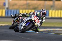 #86 Yamaha: Etienne Bergeron