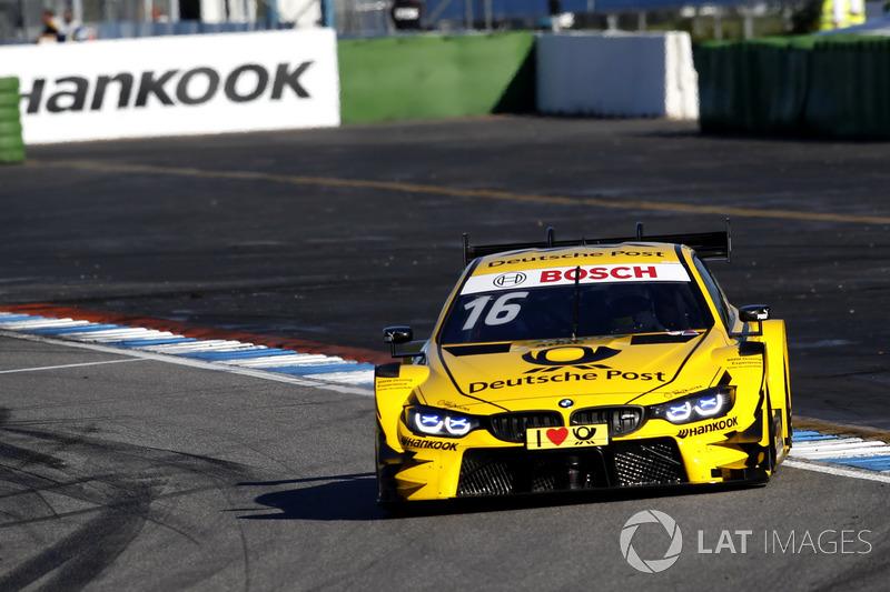 12. Timo Glock, BMW Team RMG, BMW M4 DTM