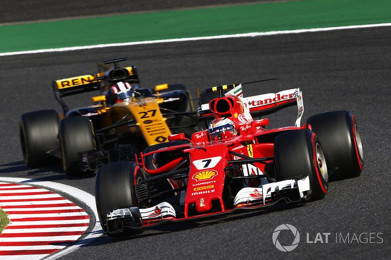 5. Kimi Raikkonen, Ferrari