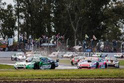 Agustin Canapino, Jet Racing Chevrolet, Camilo Echevarria, Alifraco Sport Chevrolet, Josito Di Palma