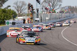 Facundo Ardusso, Renault Sport Torino, Sergio Alaux, Donto Racing Chevrolet, Jose Manuel Urcera, Las