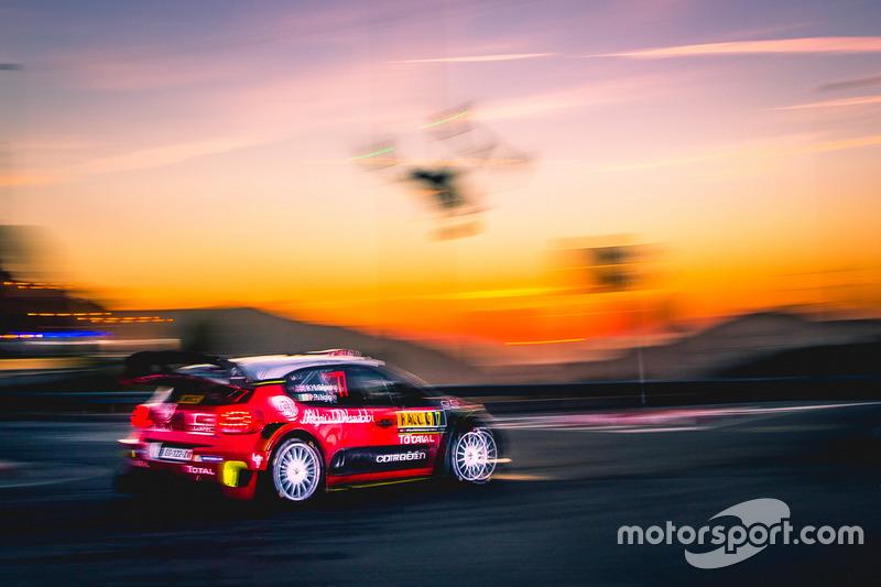 Kris Meeke, Paul Nagle, Citroën C3 WRC