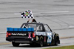 1. Parker Kligerman, Henderson Motorsports Toyota