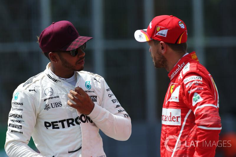 No próximo final de semana, Hamilton e Vettel vão se reencontrar pela primeira vez desde o incidente. Os ânimos vão se acalmar ou se acirrar?