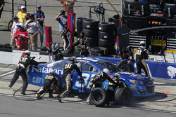 Ryan Newman, Richard Childress Racing Chevrolet pit stop