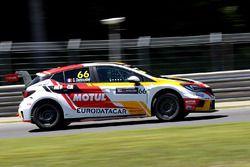 Grégoire Demoustier, DG Sport Compétition, Opel Astra TCR