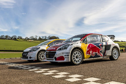 Team Peugeot Hansen cars